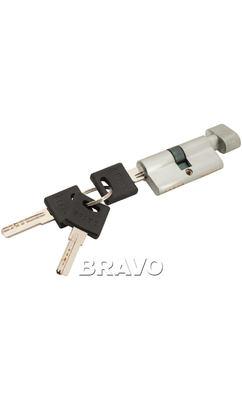 Цилиндр ключ/ключ  Bravo ZF-60-30/30