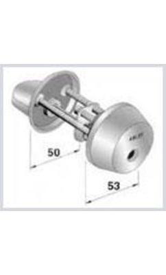 Цилиндр CY001N, CR (кл/защ)(30,5)
