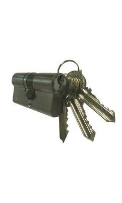 Цилиндр ключ-ключ ABUS E50