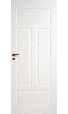 Межкомнатная дверь звукоизоляционная SOUND 41 dB белая окрашенная JELD-WEN