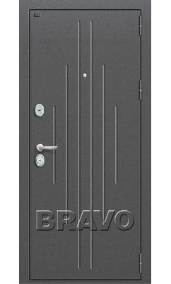 Входная дверь Р2-205 П-25 (Беленый Дуб)