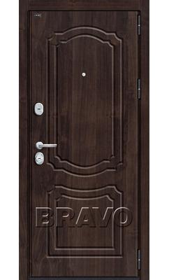 Входная дверь Р3-301 (94мм) Темная вишня