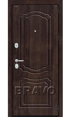 Входная дверь Р3-301 П-28 (Темная Вишня)