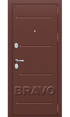 Входная дверь Т2-221 (88 мм)  Wenge Veralinga