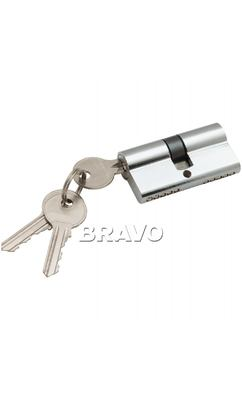 Цилиндр ключ/ключ,  60*30*30