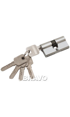 Цилиндр ключ/ключ 60-30/30
