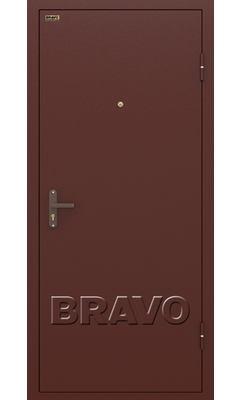 Входная стальная дверь Оптим Хит П-10 Шоко