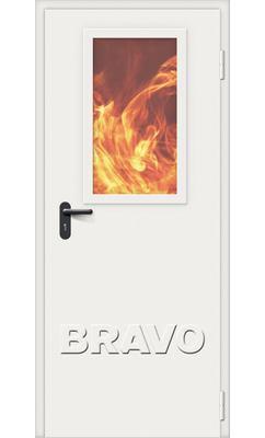 Противопожарная дверь ДПО-1