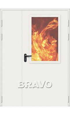 Противопожарная дверь ДПО-1,5.1 (2.1)