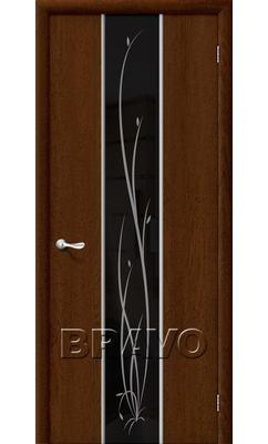 Межкомнатная дверь 34Х/Серебро