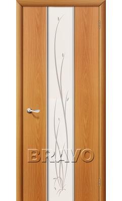 Межкомнатная дверь 32Х/Серебро