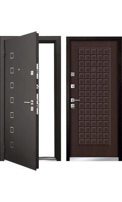Cтальная дверь Мастино TERRA Венге (быв. АРЕА)