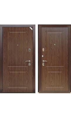 Входная дверь Зетта Евро 3 Б2 СИСТЕМА полисандр