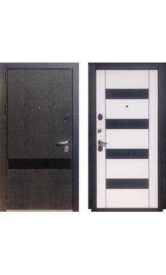 Входная дверь ЗЕТТА ПРЕМЬЕР 100 КБ1 ТРИУМФ черный