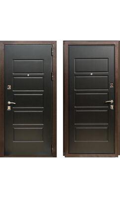 Входная дверь ОПТИМА 3 Венге / Венге