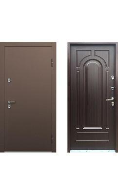 Входная дверь ТермоБУЛЬ-1 Венге конго