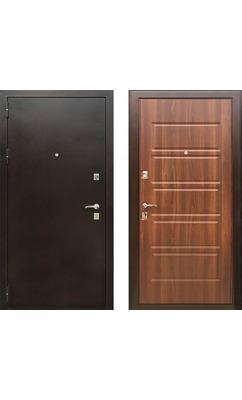 Входная дверь ЭКСТРА 2 Орех лесной (Распродажа)