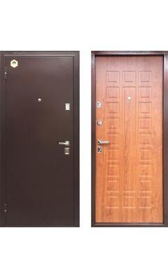 Входная дверь Бульдорс 13 NEW дуб золотой А-3