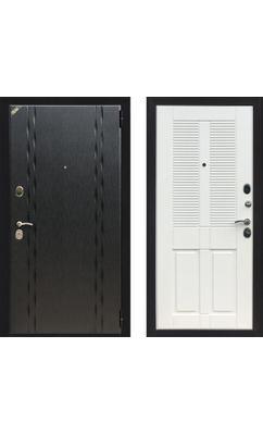 Входная Стальная Дверь Зетта КОФМОРТ 3 Д1 СОЛО