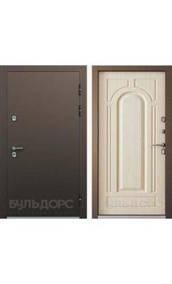 Входная дверь ТермоБУЛЬ -2 белый перламутр