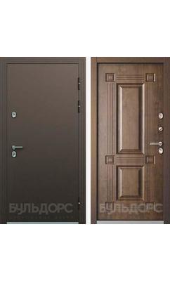 Входная дверь ТермоБУЛЬ -2 грецкий орех